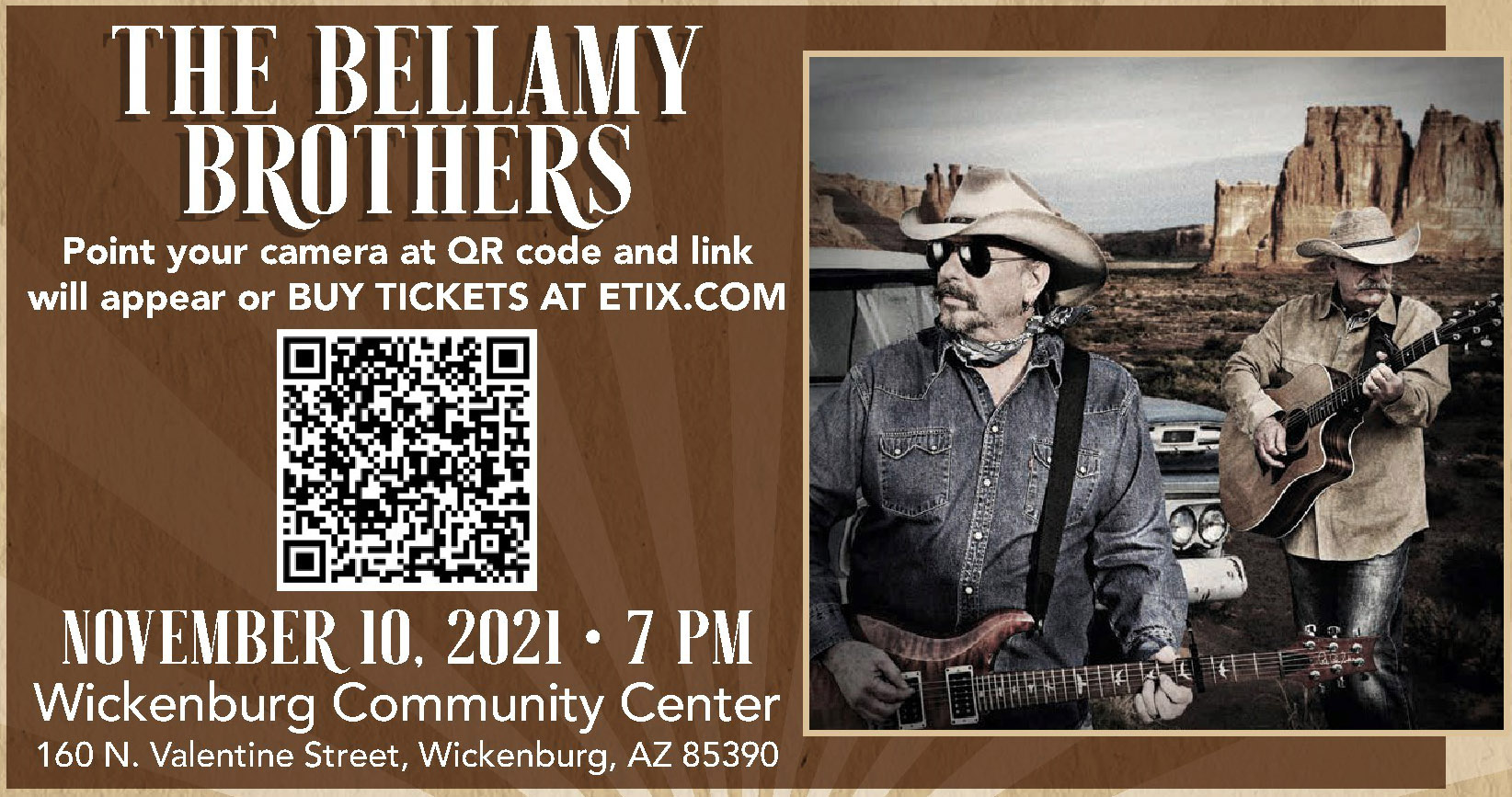 Bellamy Brothers In Concert